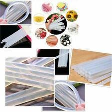 30Pcs 7MM Translucence Hot Melt Glue Stick For Electric Glue Gun Craft Repair