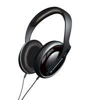 Sennheiser HD 202 NEW SEALED DJ Closed back II Headband Headphones - Black