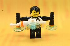 Lego Mini Figure Ultra Agents Jack Fury with Parachute from Set 70164