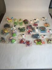 LOT OF 29 WENDY'S KID MEAL NEW UNOPENED MIXED TOYS ORIGINAL COLLECTOR VINTAGE 29