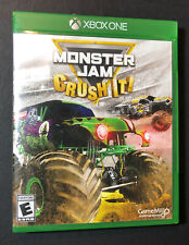 Monster Jam [ Crush It ] (XBOX ONE) USED