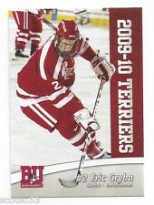 2009-10 Boston University Terriers Eric Gryba (Edmonton Oilers)