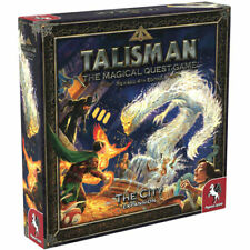 Talisman (Revised 4th Ed): The City Expansion