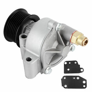 VACUUM BRAKE PUMP & 2 GASKETS FITS FORD TRANSIT MK6 MK7 2000-2014 2.4 D RWD. O.E