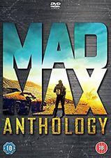 Mad Max Anthology [DVD] [2015] Used Very Good UK Region 2