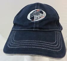 2cc715ab95d Labatts Blue light denim beer cap hat elastic adjustable