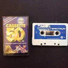 ZX Spectrum-Cassette 50 par Cascade