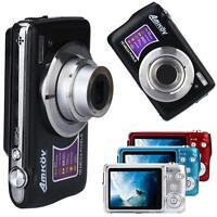 New 2.7inch TFT 3X Optical Zoom 15MP 1280x720 HD Anti-shake Digital Video Camera
