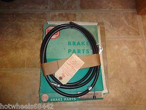 NOS 1965-66 Cadillac Eldorado Convertible Calais Deville Right Rear Brake Cable