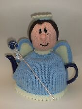 Fairy Tea Cosy Knitting Pattern by TeaCosyFolk