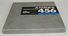 "⭐️ BOXED METAL 10.5"" REEL NAB USED STUDIO PROFESSIONAL QUALITY AMPEX 456"