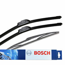 MG MG ZT-T Estate Bosch Aerotwin Retro Front & Specific Rear Wiper Blades