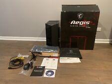 MSI AEGIS RS 10TE-081US SUPER INTEL I7 10700K GAMING COMPUTER