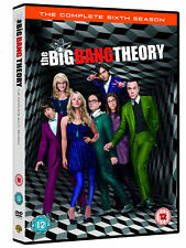 The Big Bang Theory - Season 6 [2013] (DVD)