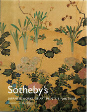 SOTHEBY'S / JAPANESE WORKS OF ART PRINTS AND PAINTINGS  / LONDON 17 MAY 2007