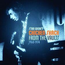 Stan Webbs Chicken Shack - From The Vaults [CD]