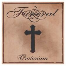 FUNERAL - ORATORIUM  CD  7 TRACKS HARD 'N' HEAVY / DOOM METAL  NEW+