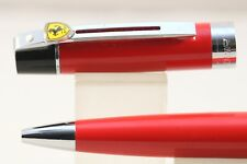 NOS Sheaffer 300 Ferrari Red Scuderia Ballpoint Pen, NT