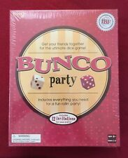 BUNCO Official Party Game by FUNDEX 2004-ULTIMATE DICE GAME  NEW