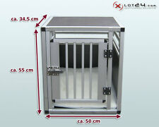 Hundebox Hund Transportbox Alubox Box Hundetransportbox Hundetransport 60x50x56