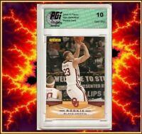 2009 Blake Griffin Panini Sooners Rookie Card PGI 10