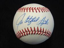 Jim Catfish Hunter Signed OAL Baseball Yankees/Athletics *MINT*