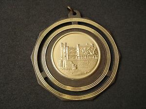 Judo, Italy, International Cup, Trieste 1990, medal; plaque, martial arts