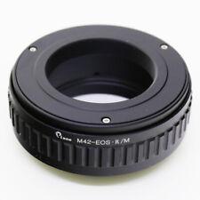 Makroadapter für M42 Objektiv an Canon RF mount kamera adapter helicoid EOS R RP