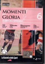 DVD=MOMENTI DI GLORIA=AI LIMITI DELL'IMPOSSIBILE=VOLUME 6