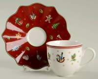 Villeroy & Boch TOY'S DELIGHT Demitasse Cup & Saucer 9031865