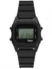 Reloj Digital Breo Binario B-TI-BIN7 Retro Unisex Negro