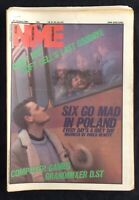 NME 21 January 1984 Madness Quiet Riot Soft Cell Computer Games