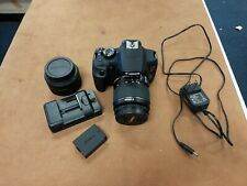 Canon Eos Rebel T6 With 18-55 And 50mm Lenses