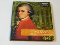 Mozart Musical Masterpieces Classic Composers CD Requiem Sinfonia Concertante