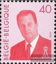 Bélgica 2617 (compl.edición) nuevo con goma original 1994 rey Albert II.