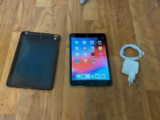 tablette Apple iPad Mini 3  16 G0. en tres  bon etat original