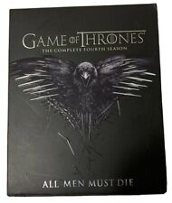 GAME OF THRONES THE COMPLETE FOURTH SEASON Blu-ray