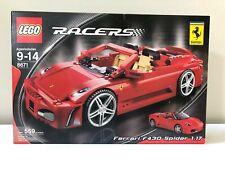 Lego Racers 8671 Ferrari F430 Spider 1:17 - NEW, SEALED BOX!