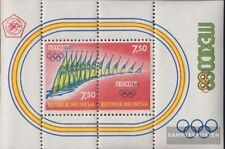 Indonesia block12 (complete.issue.) unmounted mint / never hinged 1968 Olympics