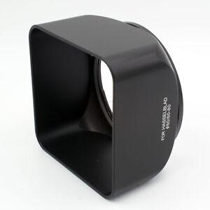 Lens Hood For Hasselblad CF CFE CB 60-80mm Bay 60 B60/60-80 Lens