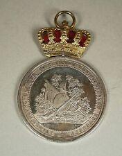 Schützen Taler Medaille Silber, Hohen Neuendorf