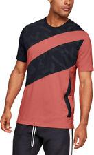 Under Armour Men's Ua Pursuit Court T-Shirt Top New 1326734 Size L