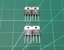 4pcs tip35c sgs npn transistor 100v 25a 125w for audio amplifiers