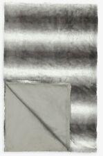 John Lewis & Partners Stripe Fleece Throw