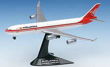 Herpa Wings 1:500 Air Lanka A340-300 with stand gear prod id 504584 rlsd 1996