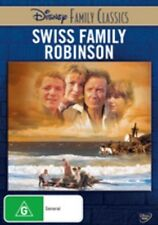 SWISS FAMILY ROBINSON - BRAND NEW & SEALED (R4) DVD - WALT DISNEY COLLECTION