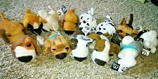 Lot of 11 The Dog & 2 The Cat~ Artist Collection Mcdonald's  Happy meal toys