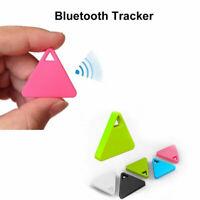 4.0 Localizzatore   Tracker bluetooth Antismarrimento Cerca Cani Bambini Blu