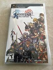 DISSIDIA FINAL FANTASY (Sony PSP, 2009) PSP NEW