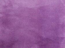 "Heavy Duty Purple Velour Material,Fabric Sample Piece 12"" x 8"" Jewellrey Box 99p"